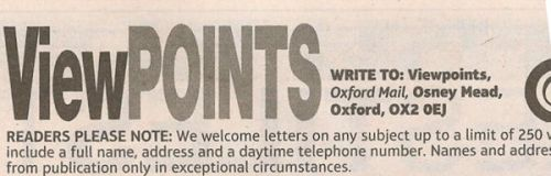 The Oxford Mail