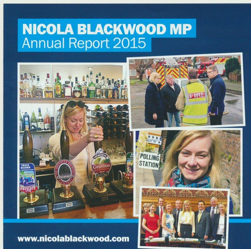 Nicola Blackwood